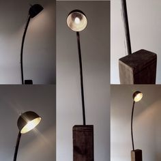 WDA - WilDesignArt - Bow Lamp
