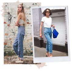 Mom Pants: A famosa calça dos anos 90 está de volta…