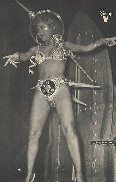 Dyna Spoutnik, 1958