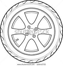 Related Image Car Tires Rims For Cars Car Drawings