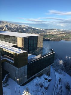 Buergenstock Alpina Spa mit Nebelmeer