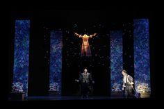 Faust. Opera San Jose. Scenic design by Steven C. Kemp.