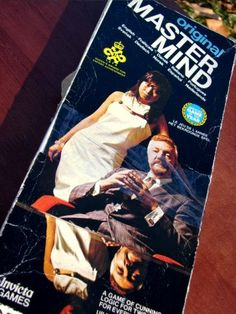MASTERMIND The Original Game of Wits 1970s