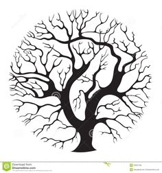 tree circle tattoo - Google Search