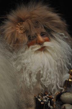 OOAK Santa by Michele O'Neil