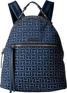 Tommy Hilfiger Naomi Backpack, Navy/Lapis * See this great image @