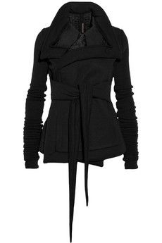 Rick Owens Lilies- fall coats are coming!
