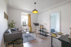 10 deux-pièces meublés ultra fonctionnels à Paris