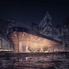CGarchitect - Professional 3D Architectural Visualization User Community | Floating Into The Night