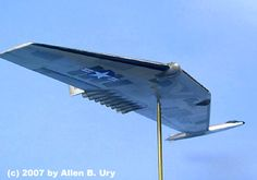Northrop Nuclear-Powered Flying Wing - 5