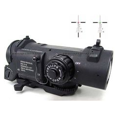 1-4X Elcan SpecterDR Type Red/Green Dot Sight Scope Black - Sight - Online Superior Shop for Tactical Gears  Clothing  Equipment Manufacturer