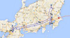 Itinerario di 10 giorni del mio viaggio in Giappone - viachesiva