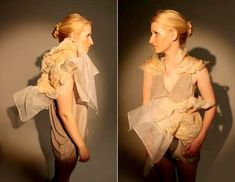 Geek Chic to the maxs - Emily Crane's Edible Clothes