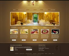 Rebuild our website: Important restaurant in italy Website design #15 by Aneley