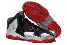 http://www.myjordanshoes.com/nike-lebron-11-black-red-silver-mt6pd.html NIKE LEBRON 11 BLACK/RED/SILVER MT6PD Only $84.00 , Free Shipping!