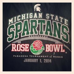 #msuspartans #rosebowl #bigtenchamps #Padgram
