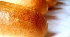 Egyszerű szendvicskenyér recept | APRÓSÉF.HU - receptek képekkel Hungarian Recipes, Bread Baking, Hot Dog Buns, Baked Potato, Peach, Fruit, Ethnic Recipes, Main Courses, Kitchen