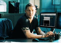 Tom Hardy gif.  This is me every day