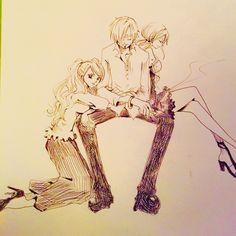One Piece, Sanji, Nami, Purin