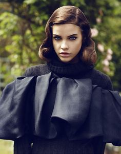Barbara Palvin - Dansk - La nouvelle Heloise    I think I am obsessed with this girl...
