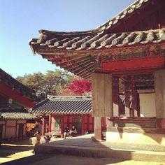 Dosanseowon Confucian School  Add to trip 680, Toegye-ri, Dosan-myeon, Andong, Gyeongsangbuk-do 760-932, South Korea
