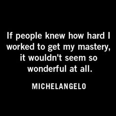 michelangelo #quote