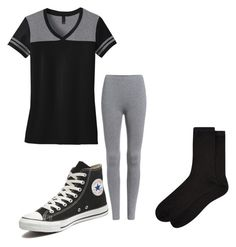 """""""Untitled #74"""" by marissa-moore-i on Polyvore featuring Converse and Accessorize"""