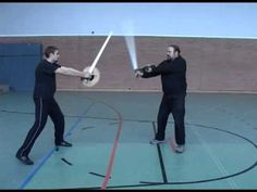 133 Sword and Buckler Half Shield Parry.f4v