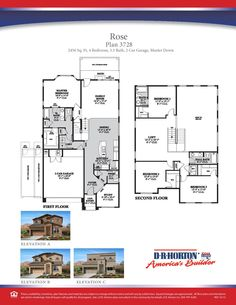 61 best dr horton floor plans images dr horton homes floor plans rh pinterest com