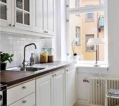 white kitchen design | Flickr - Photo Sharing!