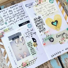 Here's a more detailed picture of the page from my midori. Most of the stickers are from me and my big ideas new planner line coming out in may! I am in love with all their aseecories and stickers! They are perfect for planning. Perfect. @meandmybigideas #mambi #midori #mtn