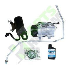 Parts Realm CA-0220AK New Compressor Kit Fits Dodge Ram R2500 R3500 5.9L Diesel…