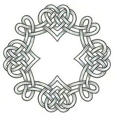 printable celtic patterns