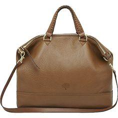 MULBERRY Effie spongy pebbled leather tote (Oak) Tan Handbags b624aaecfcf54