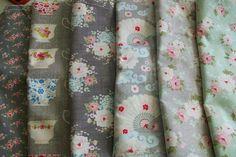 Tecidos Tilda by patchart- by Rosane Mortensen, via Flickr