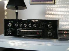mcintosh mc 2255 stereo power amplifier amp with original manual 250 rh pinterest com