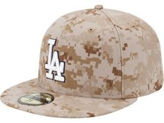 Los Angeles Dodgers MLB 2013 Memorial Day Stars   Stripes 59FIFTY Cap Hats  size 7 1 57c209c422f3