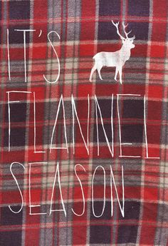 It's flannel season all year around! I don't need a lot of blankets as long as I have my flannel sheets! Cozy and light weight!