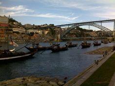 ponte Dom Luis, Porto