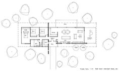 Image 23 of 28 from gallery of Bush House / Archterra Architects. Floor Plan