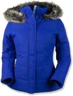 REGAL BLUE ski jacket from REI