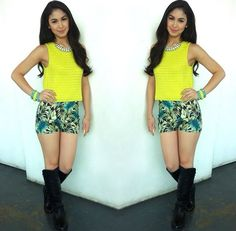 Julia barretto ASAP OOTD Star Magic, Child Actresses, Filipina, Celebs, Celebrities, Absolutely Stunning, Character Concept, Character Inspiration, Fashion Models