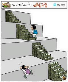 Meritocracy -Some things in life are easier for others. Some people are given more than others. Recognize where you stand and how you can view others perspectives.