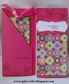 Tarjetas Boutique Galy Crafts: julio 2012