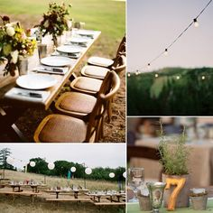 Outdoor Entertaining Ideas Inspired by Wedding Blogs