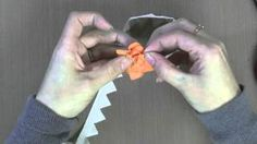 Studio Calico February Kit, via YouTube.9:30 how to thread buttons