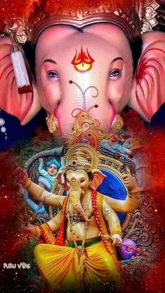 Om Ganesh, Shri Ganesh Images, Baby Ganesha, Ganesh Idol, Hanuman Images, Ganesha Pictures, Shree Ganesh, Ganesha Art, Ganesha Sketch