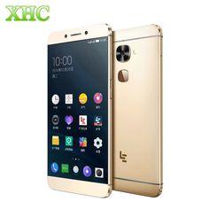 LETV LeEco Le S3 5.5 inch Smartphone 3000mAh EUI 5.8 Android 6.0 MTK Helio X20 Deca Core 16MP 3GB RAM 32GB ROM Fingerprint