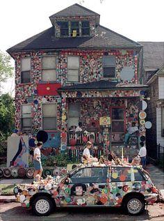 dotty house