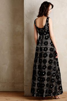 Daisy Dot Gown - anthropologie.com